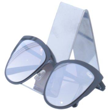 Quay Brillen schwarz
