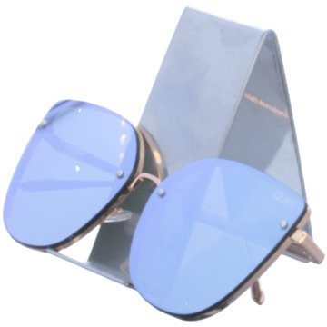 Quay Brillen blau