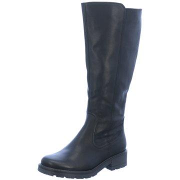 Jenny Klassischer Stiefel schwarz