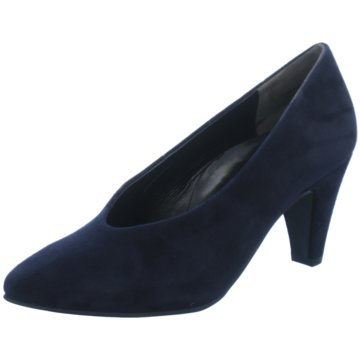 Paul Green Klassischer Pumps blau