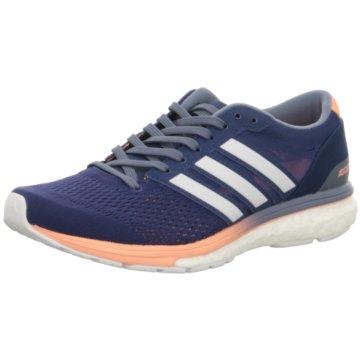 quality design 84bc7 a8885 adidas Running blau