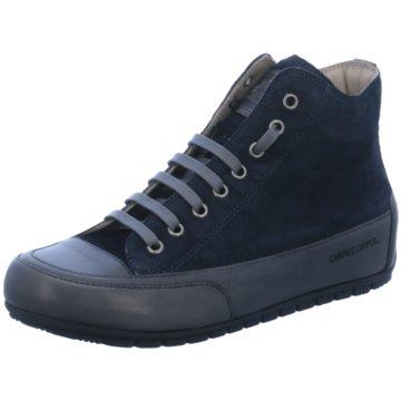 Candice Cooper Sneaker High blau