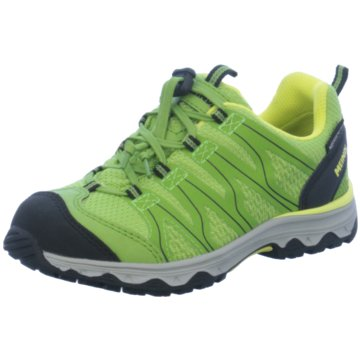 Meindl Outdoor Schuh grün