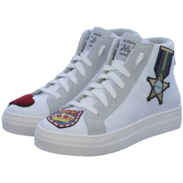 POLOLO Top Trends Sneaker weiß