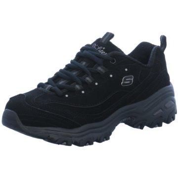 Skechers Outdoor Schuh schwarz