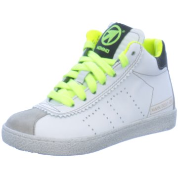 Momino Sneaker High weiß