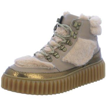 Voile Blanche Sneaker High beige