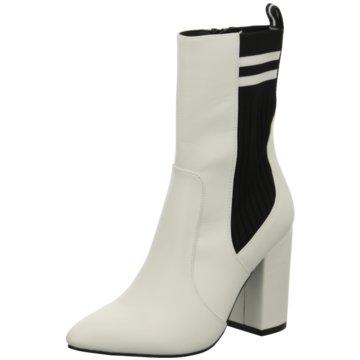 La Strada Stiefelette weiß