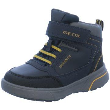 Geox Halbhoher Stiefel blau
