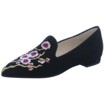 Moda di Fausto Top Trends Slipper schwarz