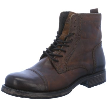 Jack & Jones Boots Collection braun