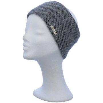 Norton Stirnbänder Damen grau