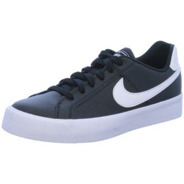 Nike Sneaker LowCourt Royale AC Women schwarz