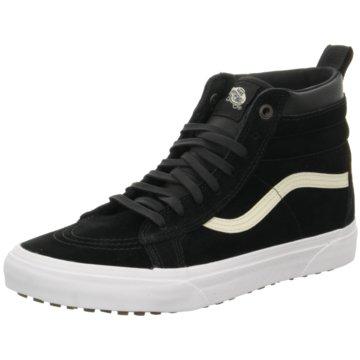 Vans Sneaker High schwarz