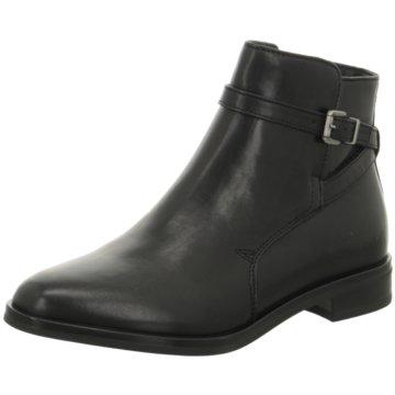 Fantasy Shoes Klassische Stiefelette schwarz