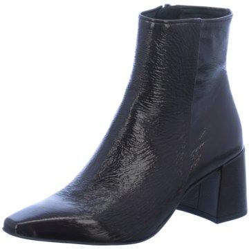 Zinda Klassische Stiefelette schwarz