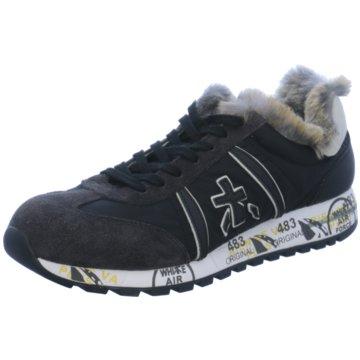 Premiata Sneaker Low schwarz