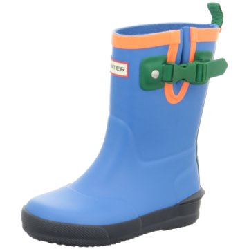 Hunter Gummistiefel blau