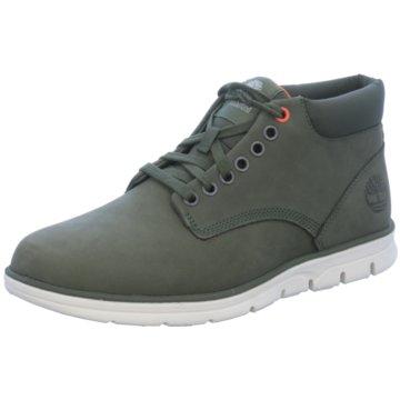 Timberland Sneaker High grün