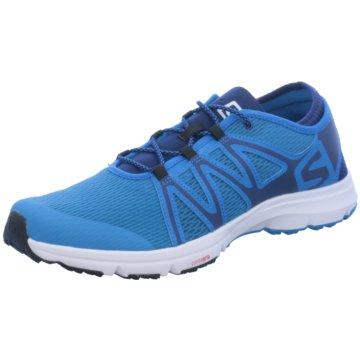 Salomon Running blau