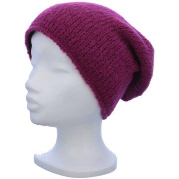 Rosenberger Mütze Damen rot