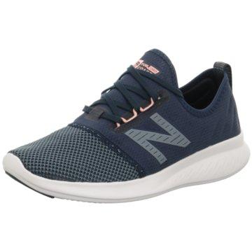 New Balance Sportlicher Schnürschuh blau