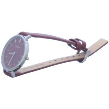 OOZOO Uhren rot