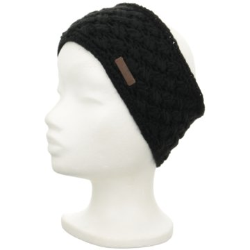 Barts Stirnbänder Damen schwarz