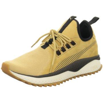 Puma Sneaker Low gelb