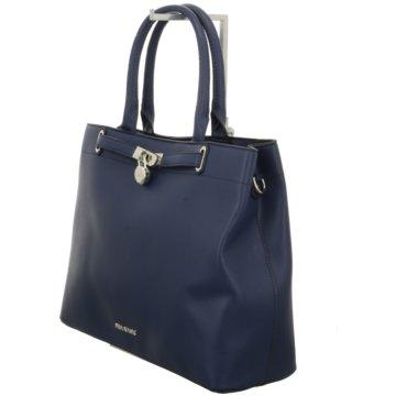 Mia Wang Handtasche blau