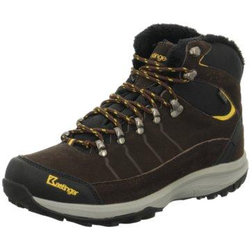Kastinger Outdoor Schuh braun