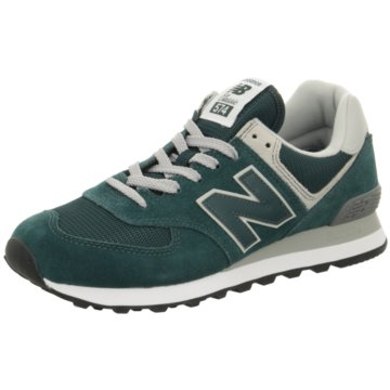 New Balance Sneaker Sports grün