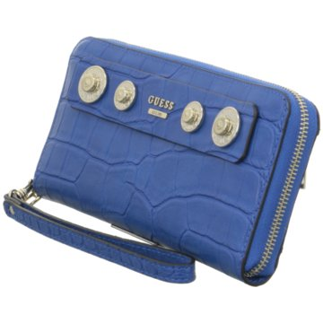 Guess Geldbörse blau
