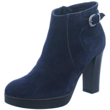 Donna Piu Klassische Stiefelette blau