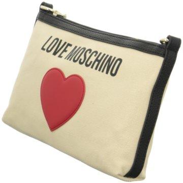 Love Moschino Taschen weiß