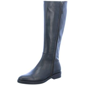 Donna Piu Klassischer Stiefel schwarz