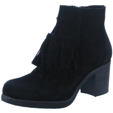 Donna Piu Klassische Stiefelette schwarz