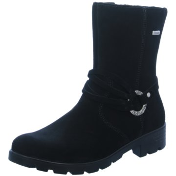 Ricosta Klassischer Stiefel schwarz