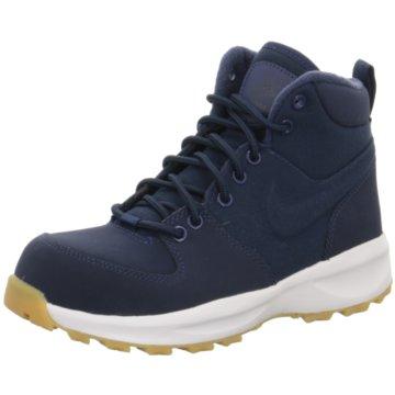 Nike Winterstiefel blau