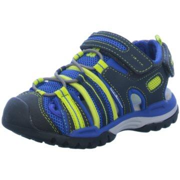 Geox Outdoor Schuh blau