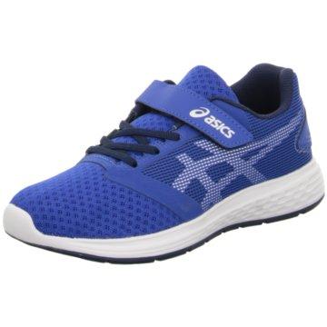 asics Sneaker Low blau