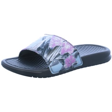 Nike Pool Slides schwarz