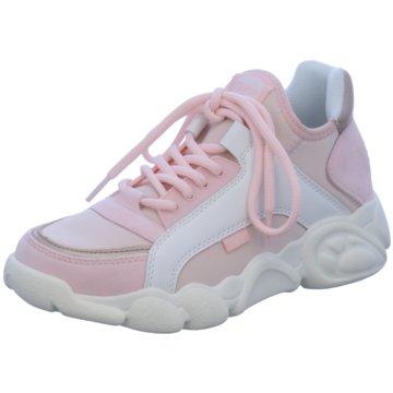 Buffalo Sneaker High pink