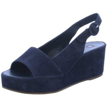Högl Sandalette blau