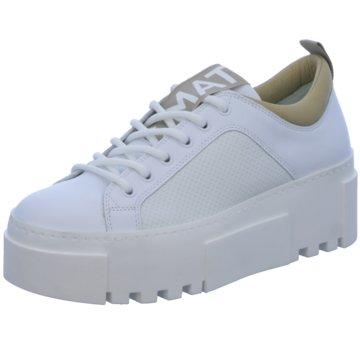Vic Matié Top Trends Sneaker weiß