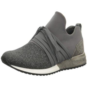 La Strada Top Trends Sneaker grau