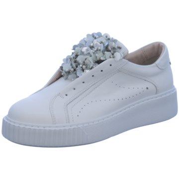 Tosca Blu Sneaker Low weiß