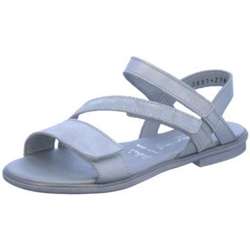 Däumling Sandale grau
