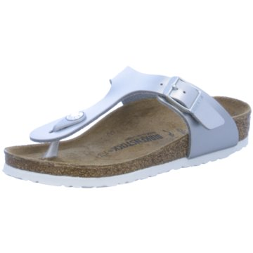 Birkenstock Gizeh Kids BF Electric Metalli