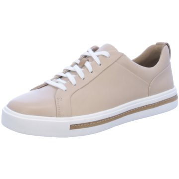 Clarks Sneaker Low beige
